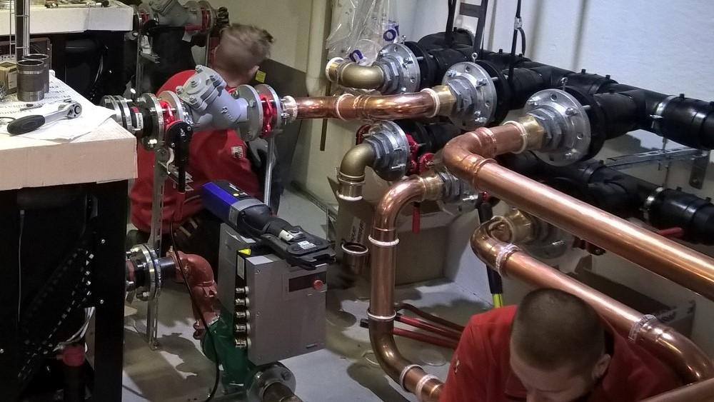 st1 lähienergia maalämpöjärjestelmä
