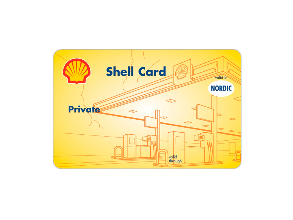 shellcard private