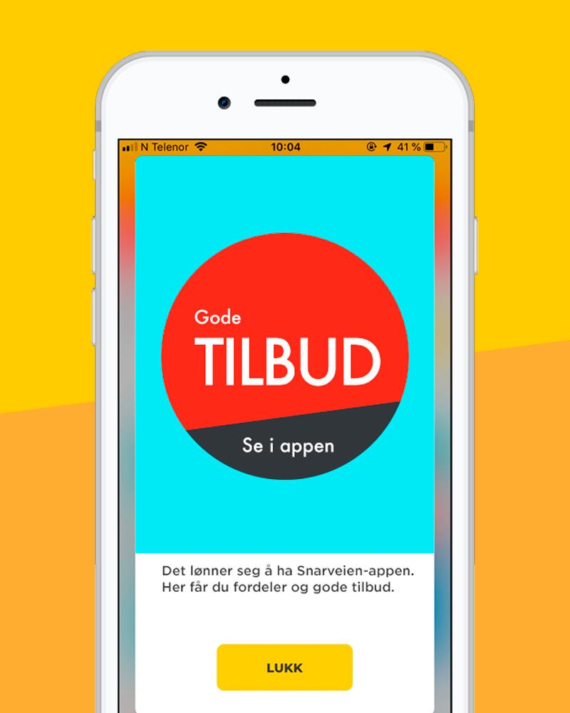 app tilbud