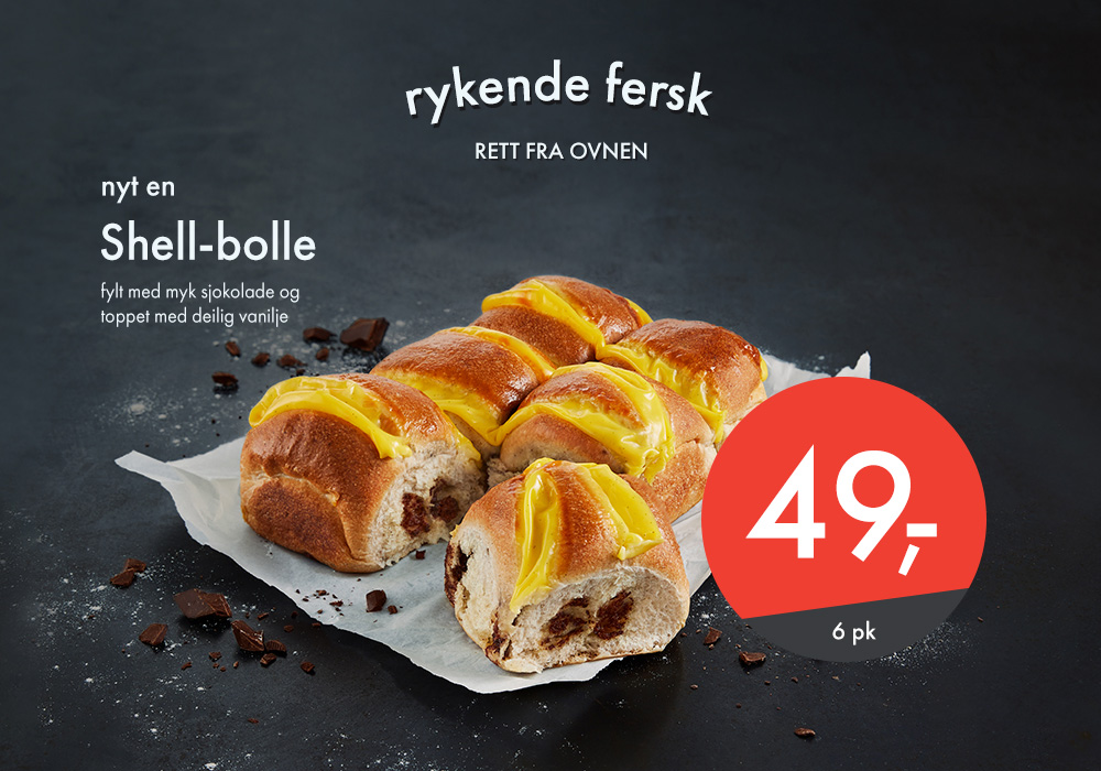 Shell-bolle