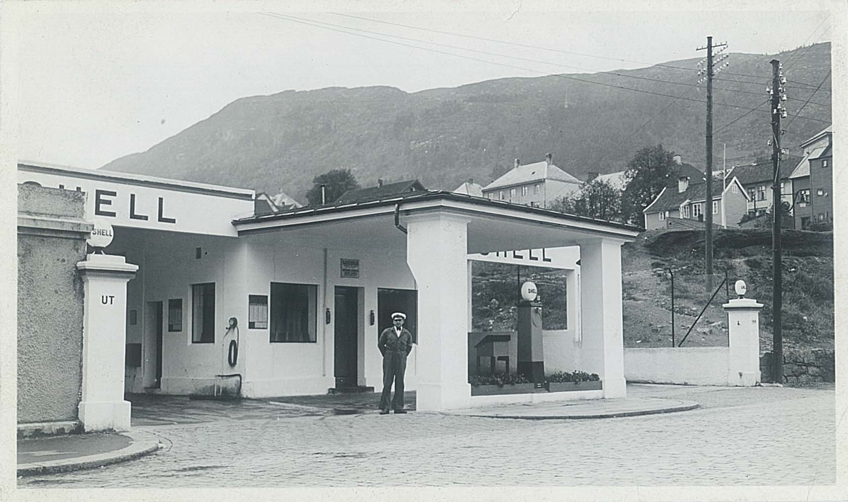 Shell 100 år i Norge