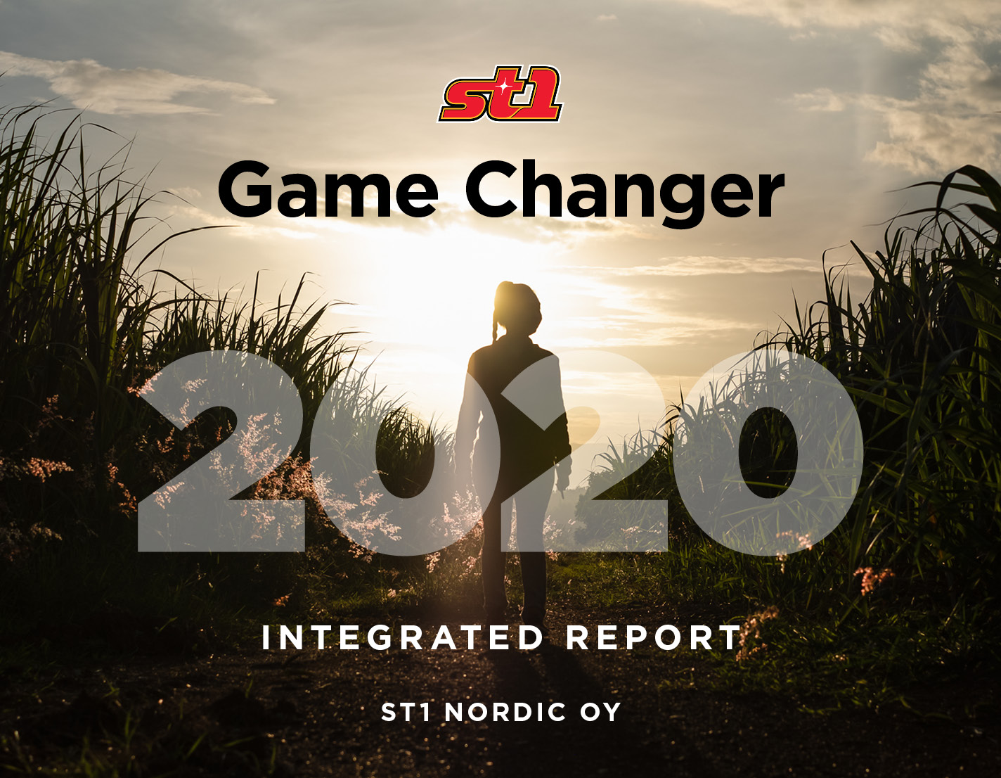 St1 Integrated report 2020