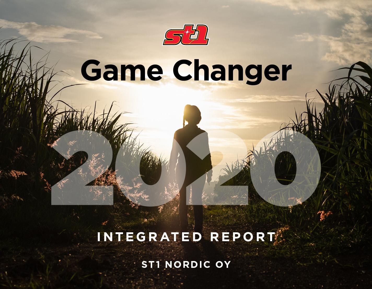 St1 Game Changer 2020