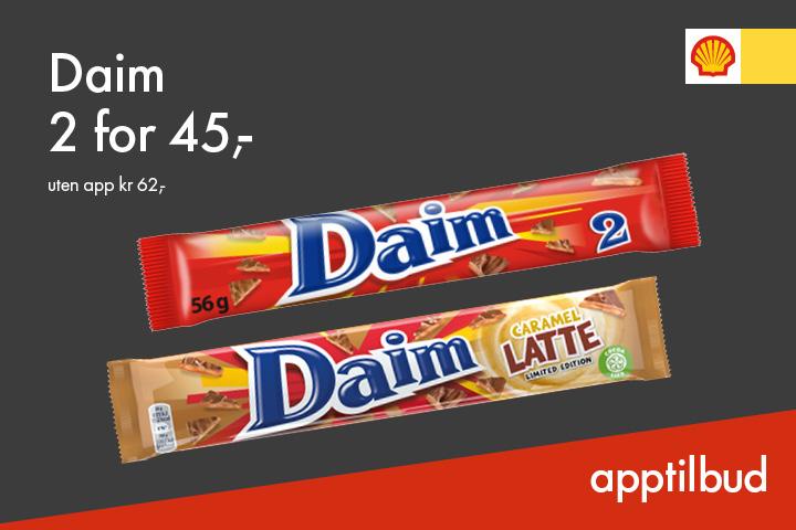 Daim 2 for 45