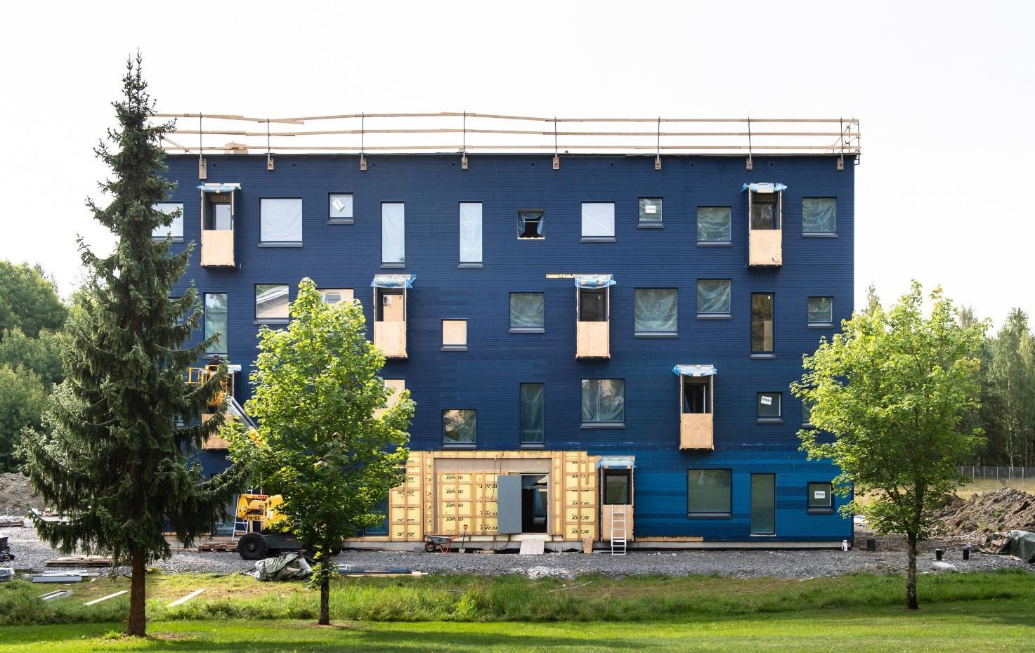 Case rakennus-salama st1 lähienergia maalämpö